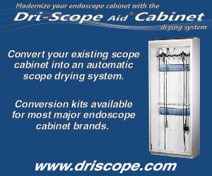 Tricor Dri-Scope Cabinet