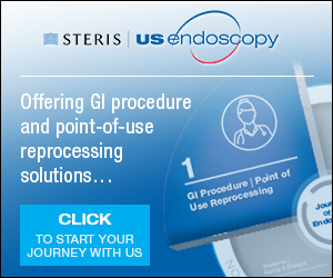 US Endoscopy GI Reprocessing STERIS